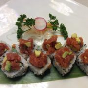 61-spicy-maguro-roll