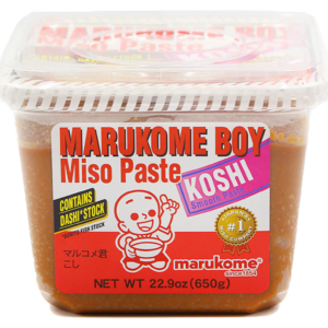 marukome boy miso paste