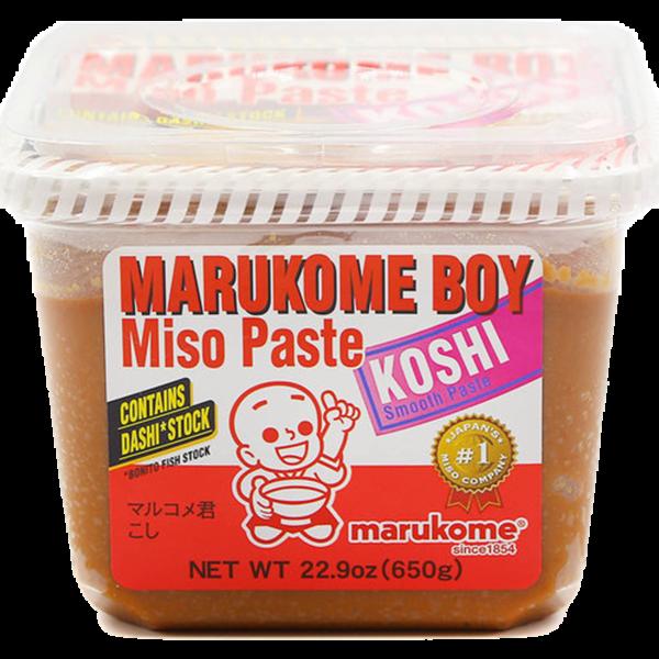 marukome boy miso paste
