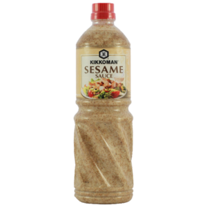 salsa di sesamo