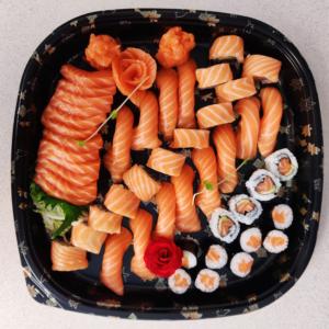 18 solo salmon